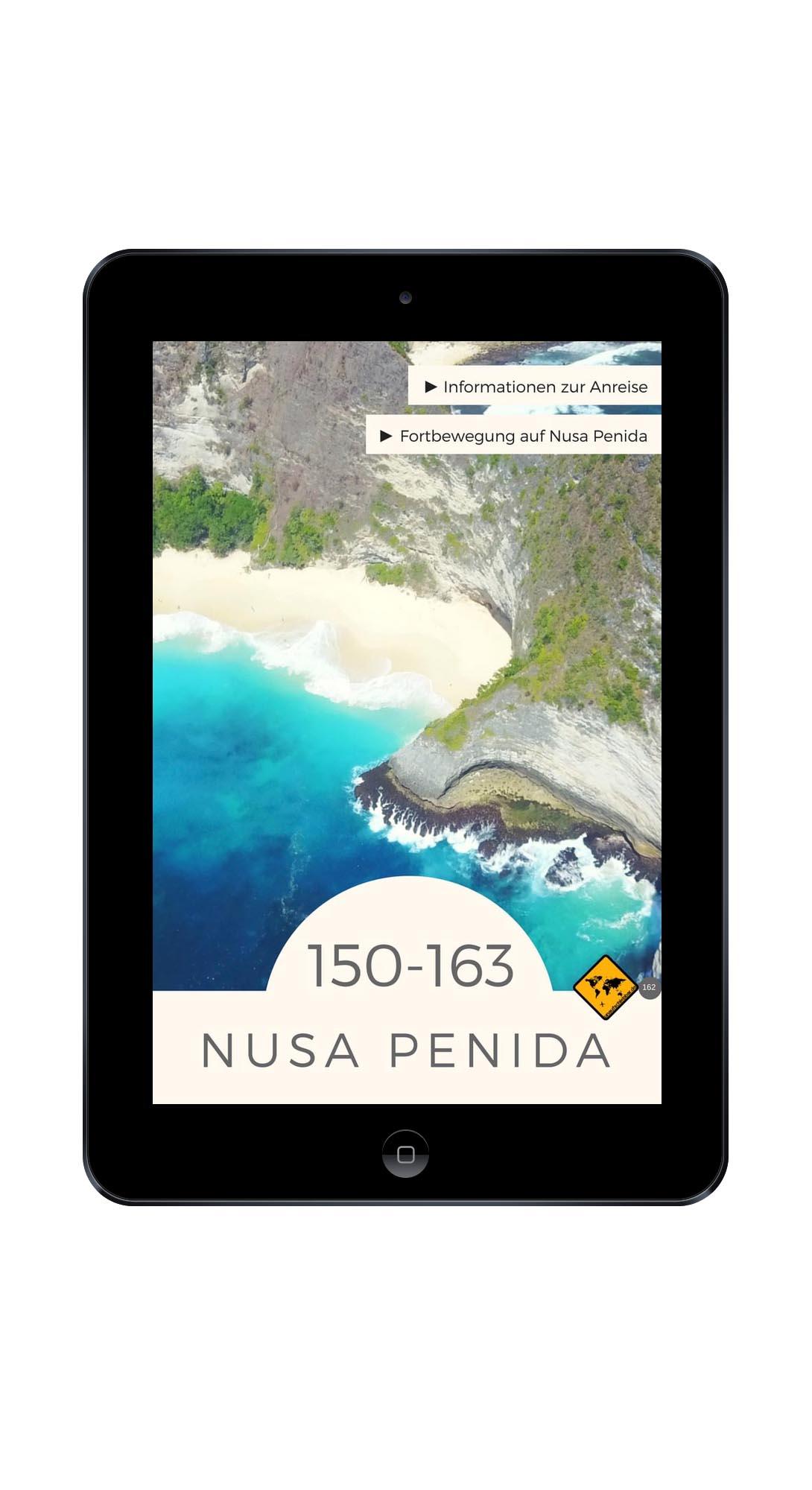 222 Lombok & Bali Highlights - 149a Deckblatt Nusa Penida