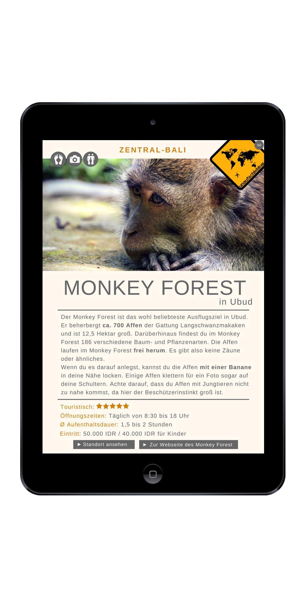 222 Lombok & Bali Highlights - 52 Monkey Forest