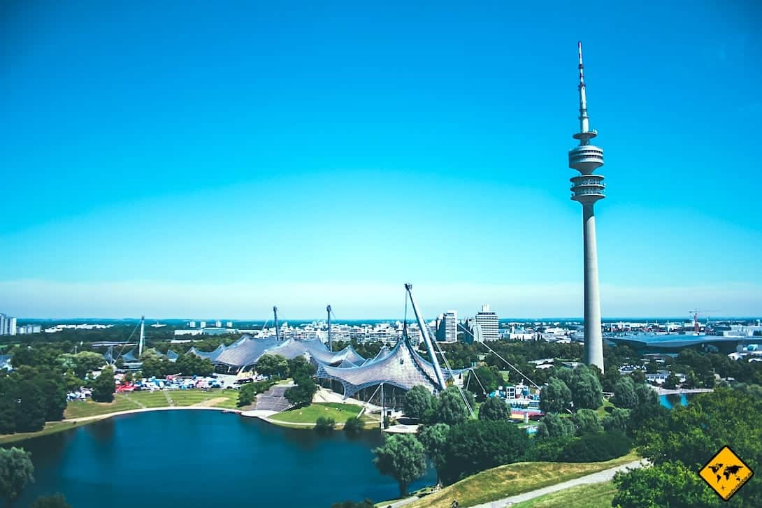 3 Tage München Olympiapark