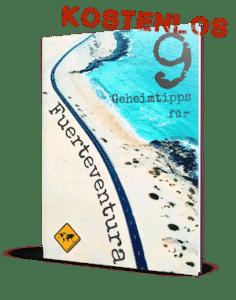 9 Geheimtipps auf Fuerteventura E-Book