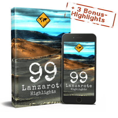 99 Lanzarote Highlights Mockup E-Book Box