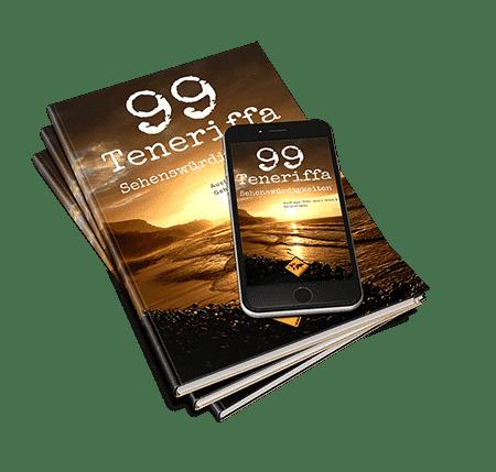 99 Teneriffa Sehenswürdigkeiten Cover E-Book small