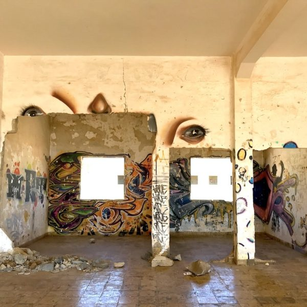 Abades Geisterstadt Teneriffa Lost Places
