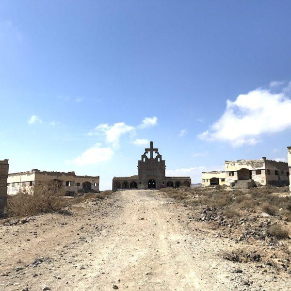 Abades Teneriffa Sanatario de Abona