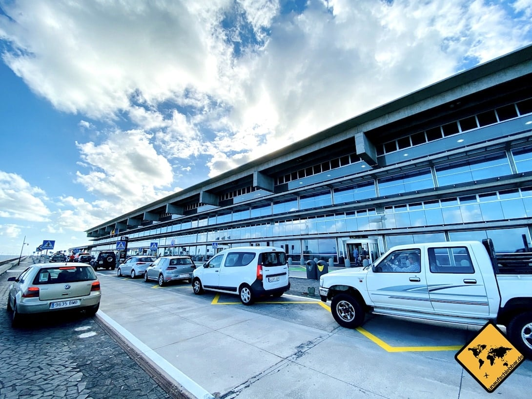 Aeropuerto de La Palma Kanaren