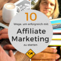 Affiliate Marketing starten