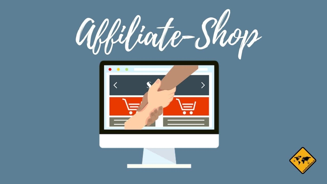Affiliate Shop Online Geld verdienen seriös und schnell
