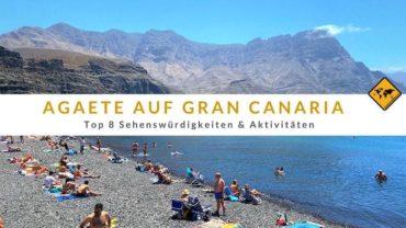 Agaete auf Gran Canaria: Top 8 Sehenswürdigkeiten & Aktivitäten