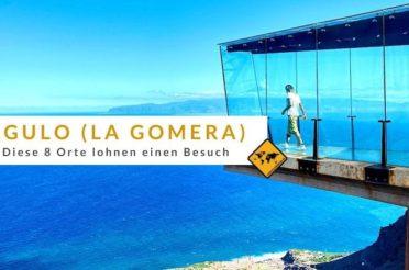 Agulo (La Gomera): Diese 8 Orte lohnen einen Besuch