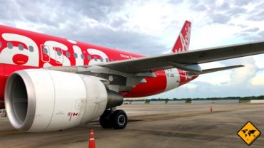 Air Asia Erfahrung – Wie komfortabel ist ein Flug mit Air Asia Airlines?