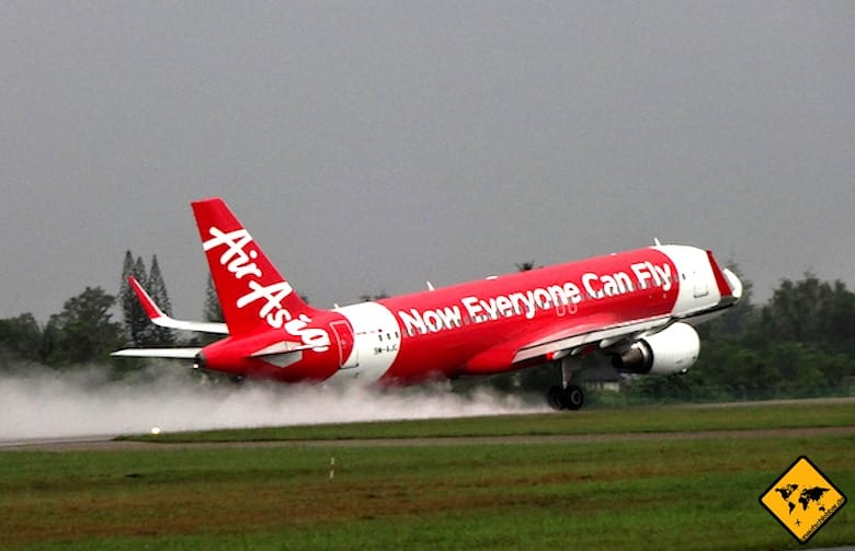"Air Asia Slogan ""Now everyone can fly"""