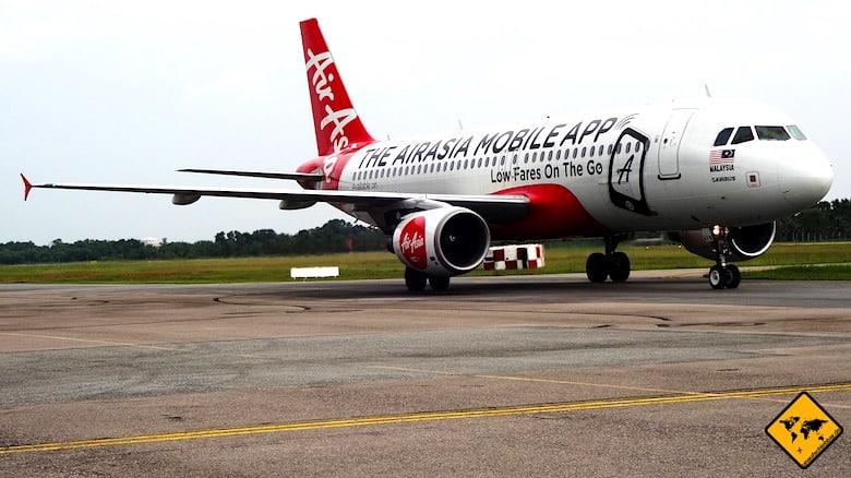 Air Asia Airbus Malaysia