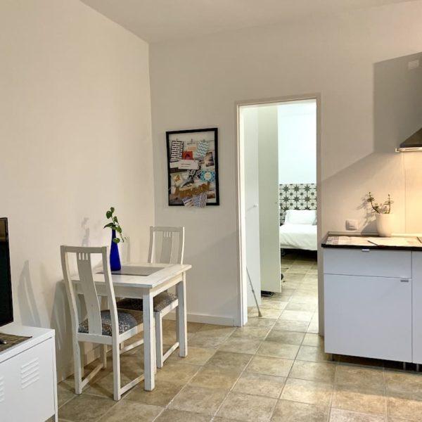 AirBnB Lanzarote Küche