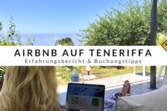 AirBnB Teneriffa – Erfahrungen, Tipps & TOP 3 Apartments