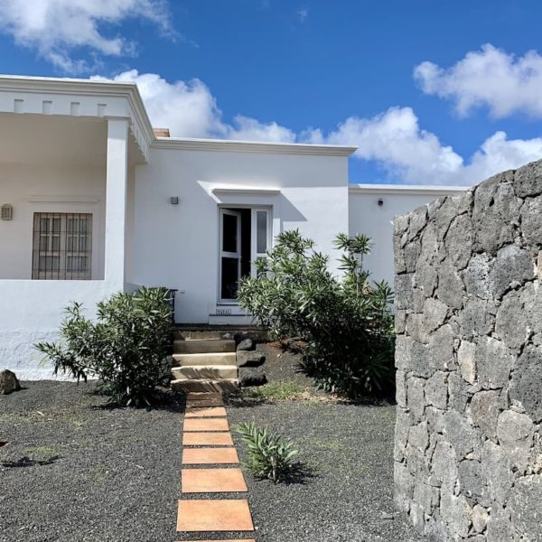 AirBnB auf Lanzarote privater Eingang