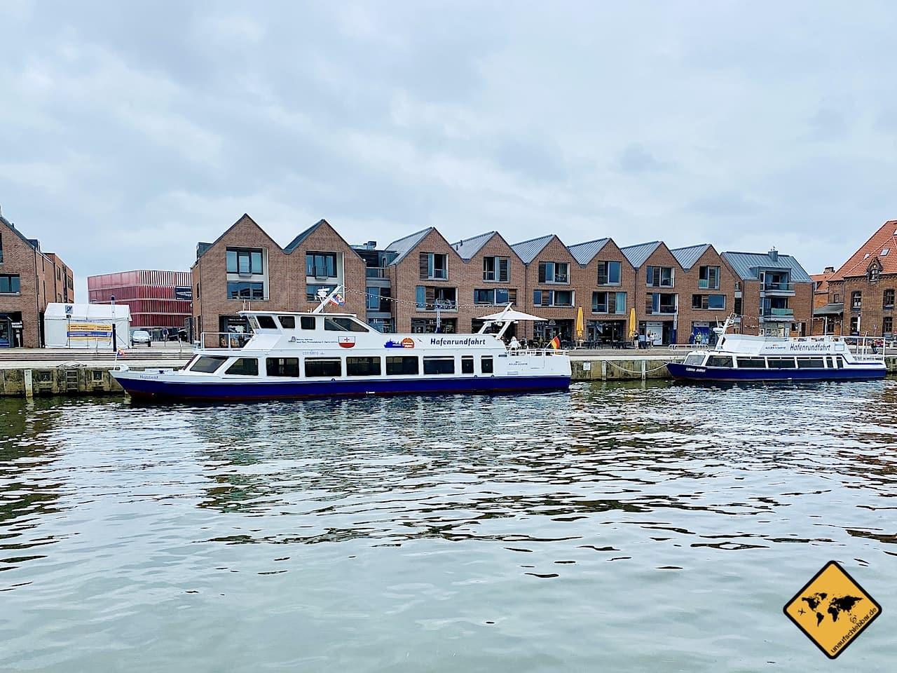 Aktivitäten Wismar Hafenrundfahrt