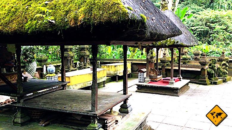Aktivitäten auf Bali Pura Luhur Batukaru