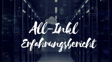 All-Inkl Erfahrung – Unser großer Webhosting Test mit Bewertung (9.2/10)