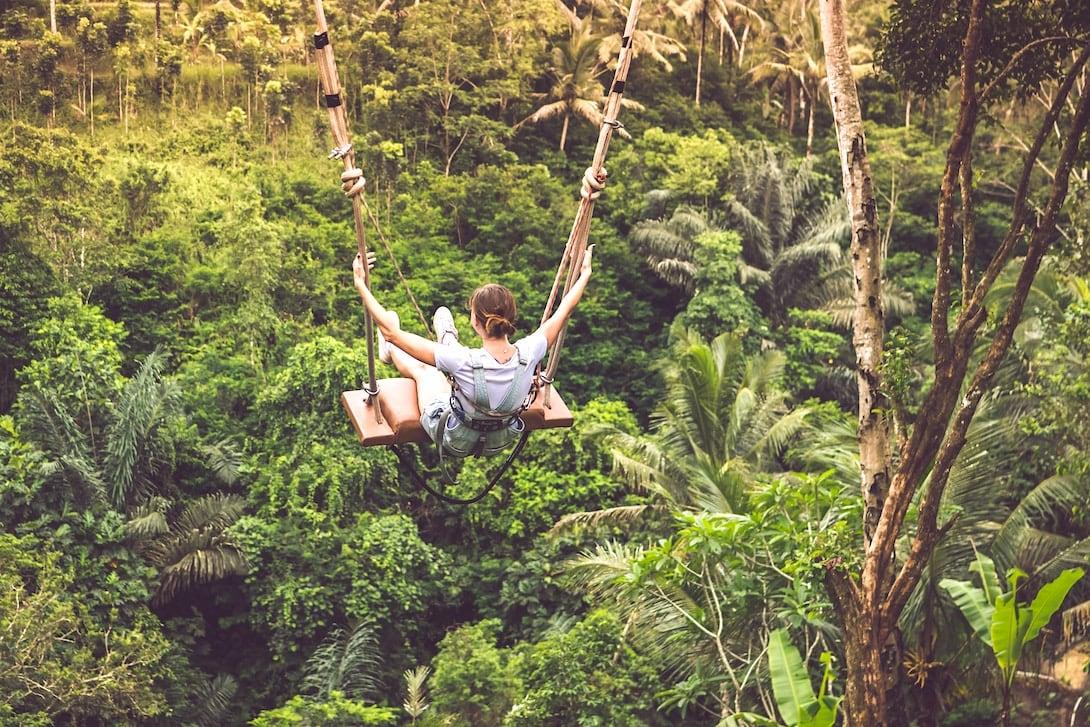 Aloha Ubud Swing Bali