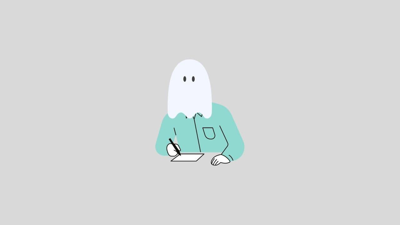 Als Ghostwriter Geld verdienen