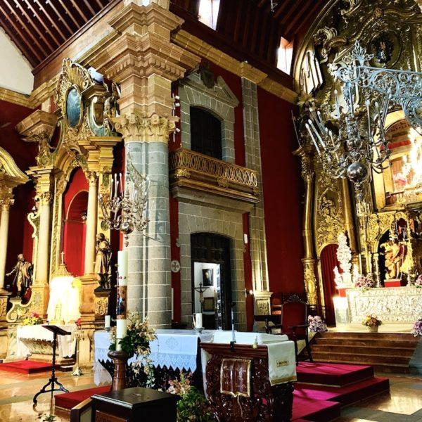 Altar Basilica Nuestra Señora del Pino