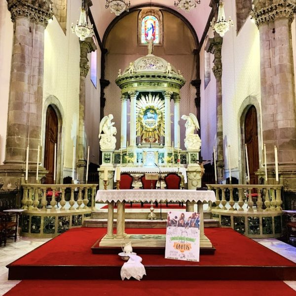 Altar Nuestra Señora de la Concepción La Orotava