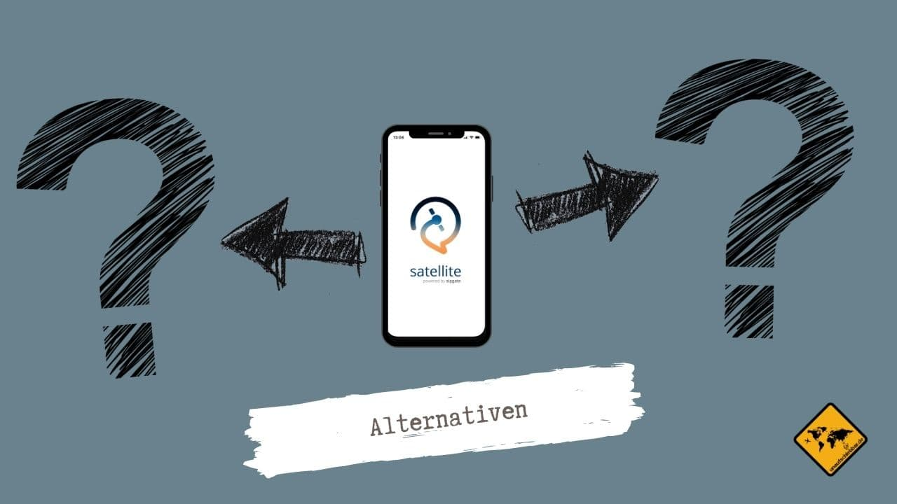 Alternativen Satellite App Erfahrungen