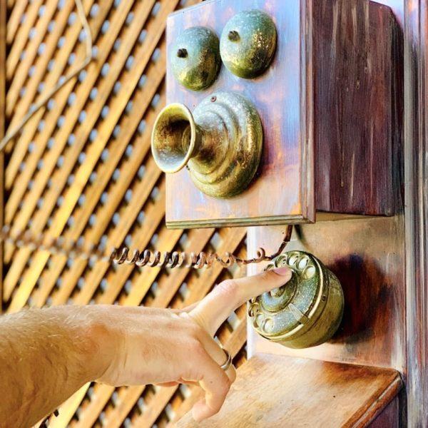 Altes Telefon Casa de los Balcones