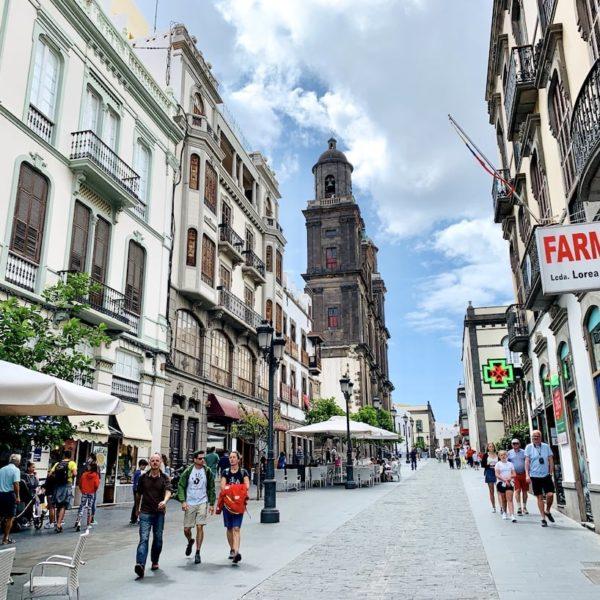 Altstadt Las Palmas de Gran Canaria