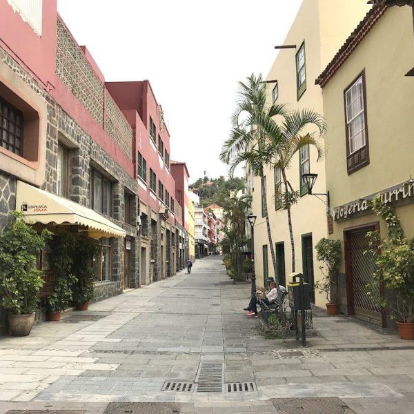 Altstadt Puerto de la Cruz Gassen