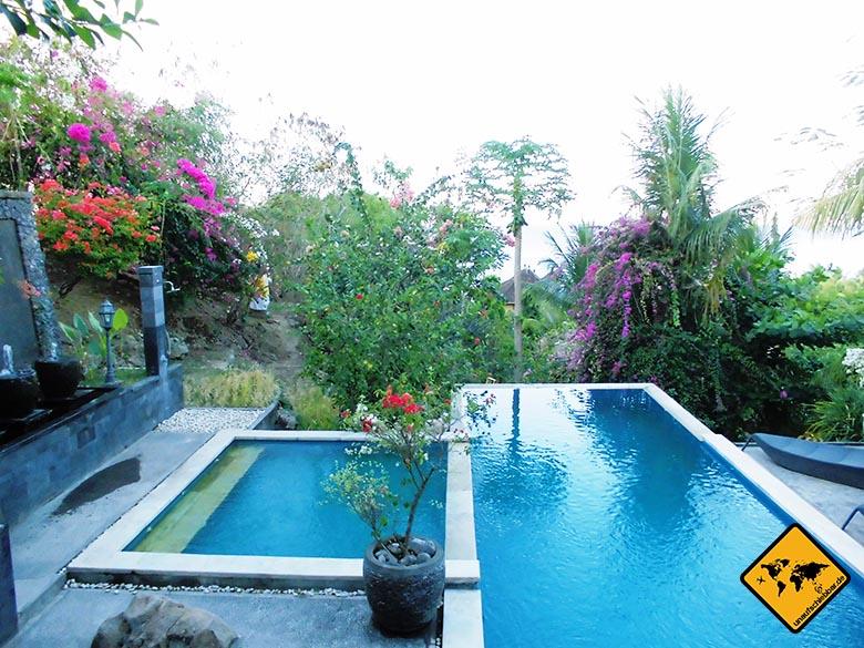 Amed Bali Unterkünfte Pool