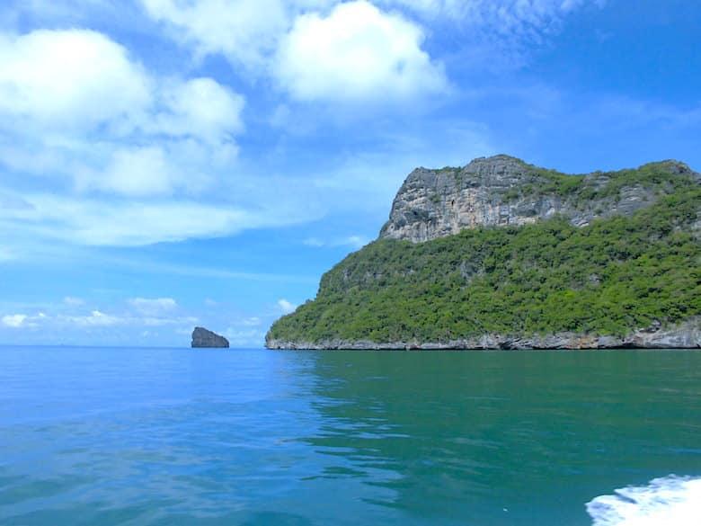 Ang Thong Marine Park Aussicht