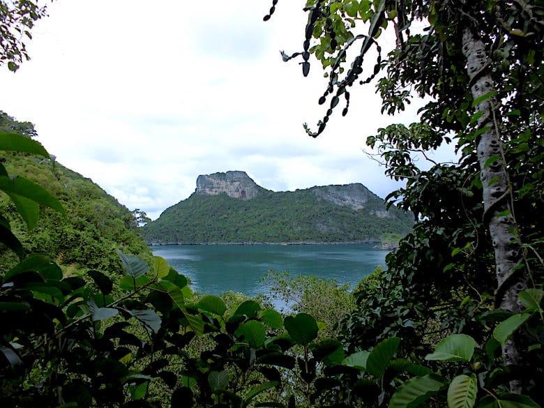 Ang Thong Marine Park Aussichtspunkt
