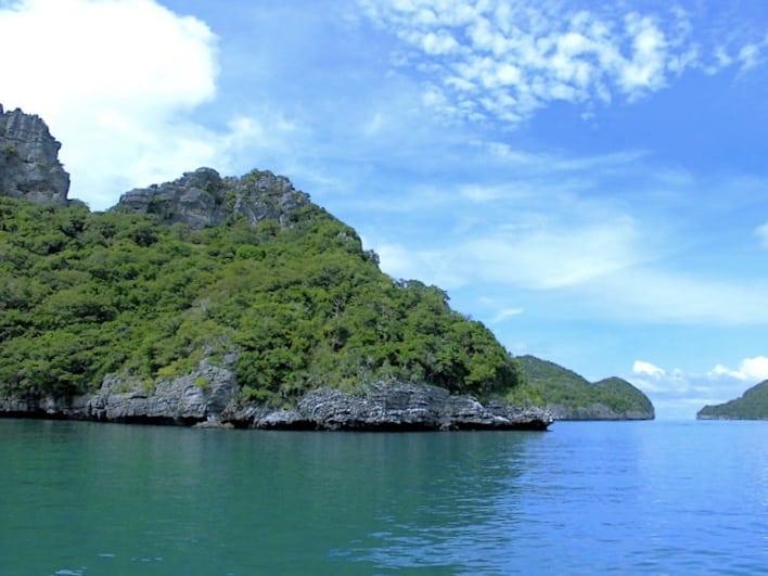 Ang Thong Marine Park Farbspiel