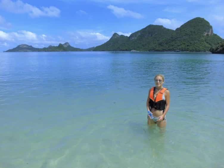 Ang Thong Marine Park Rettungswesten