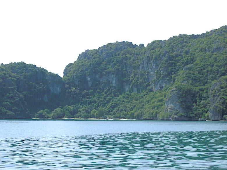 Ang Thong Marine Park Strand