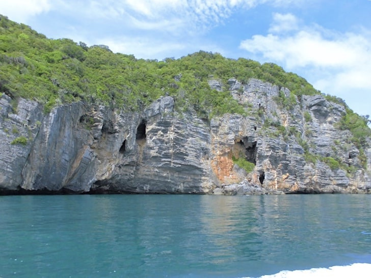 Ang Thong Marine Park Tour Schnellboot