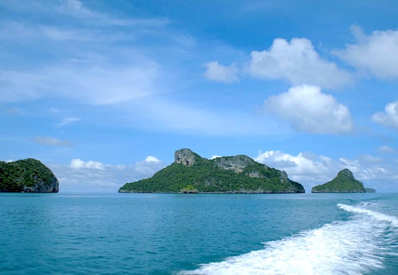 Ang Thong National Marine Park Boot Tour