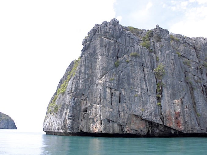 Ang Thong National Park Tour Felsen