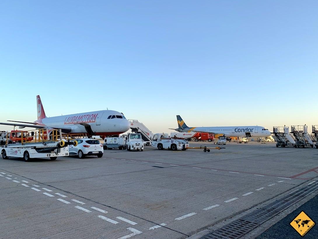Anreise Fuerteventura Flughafen