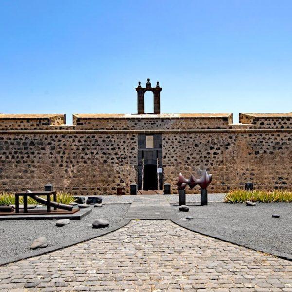 Arrecife Castillo de San José Lanzarote