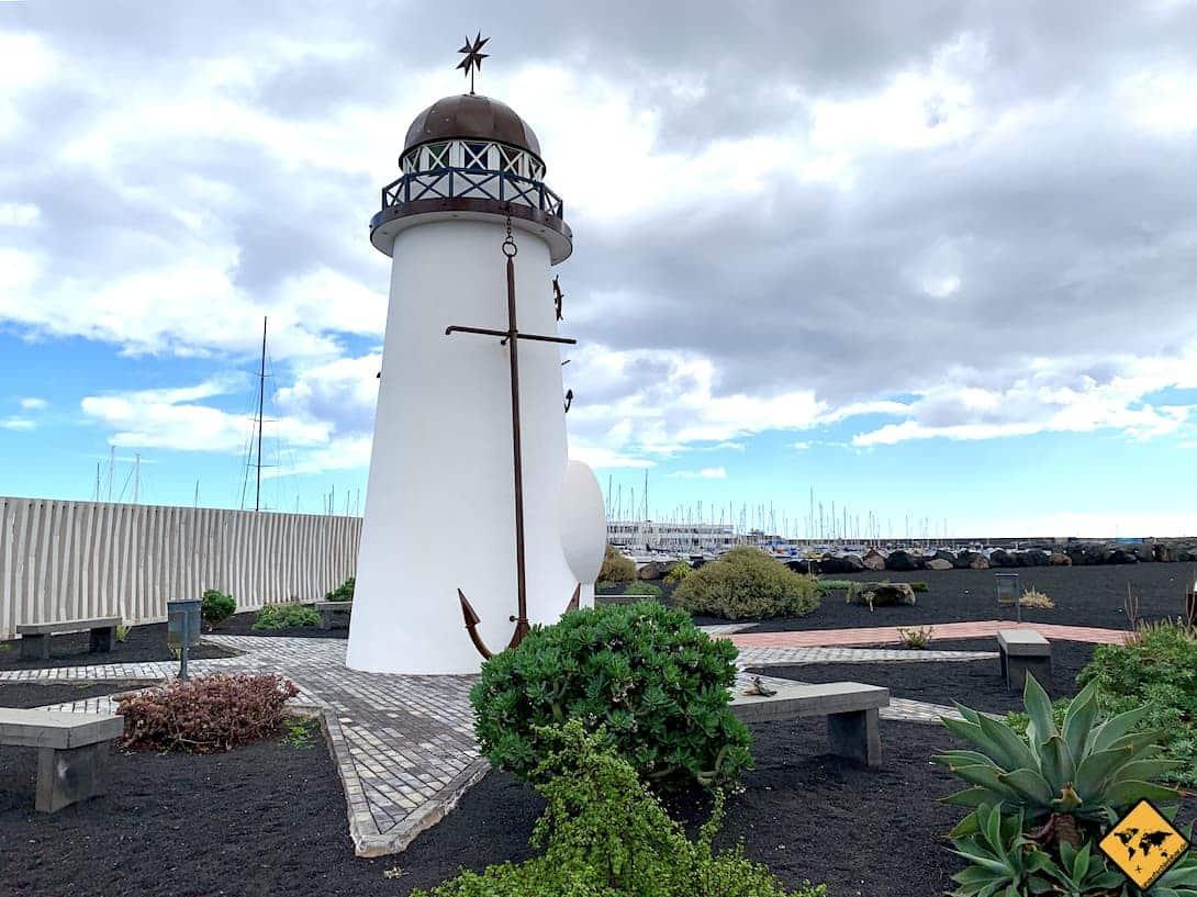 Arrecife Hafen Lanzarote