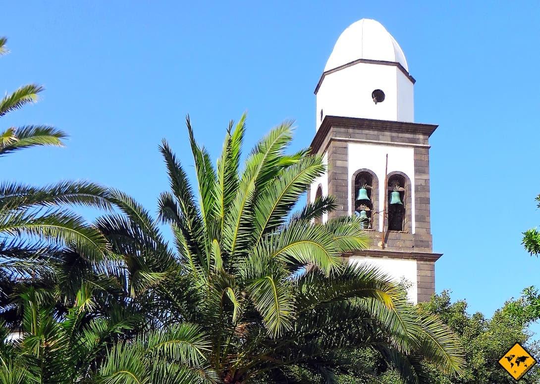 Arrecife Kirche San Ginés