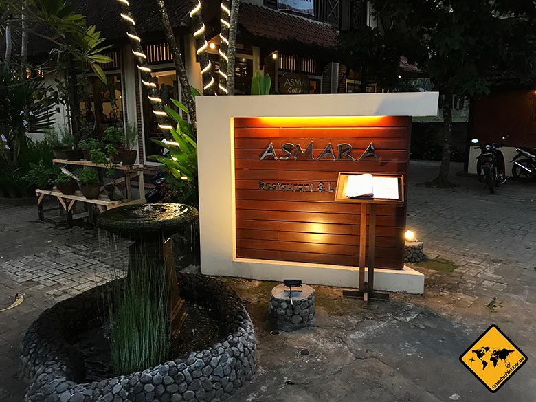Asmara Restaurant Senggigi