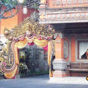 Auch ein wenig Prunk darf auf deiner Bali Rundreise nicht fehlen