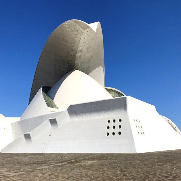 Auditorio Santa Cruz de Tenerife Form Schiff