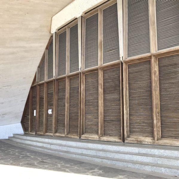 Auditorio Tenerife Bistro geschlossen