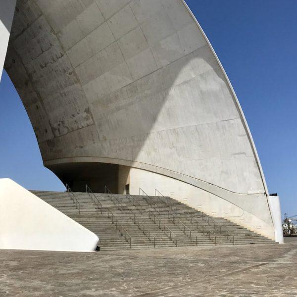 Auditorio Tenerife Hafen