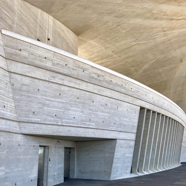 Auditorium Teneriffa Beton