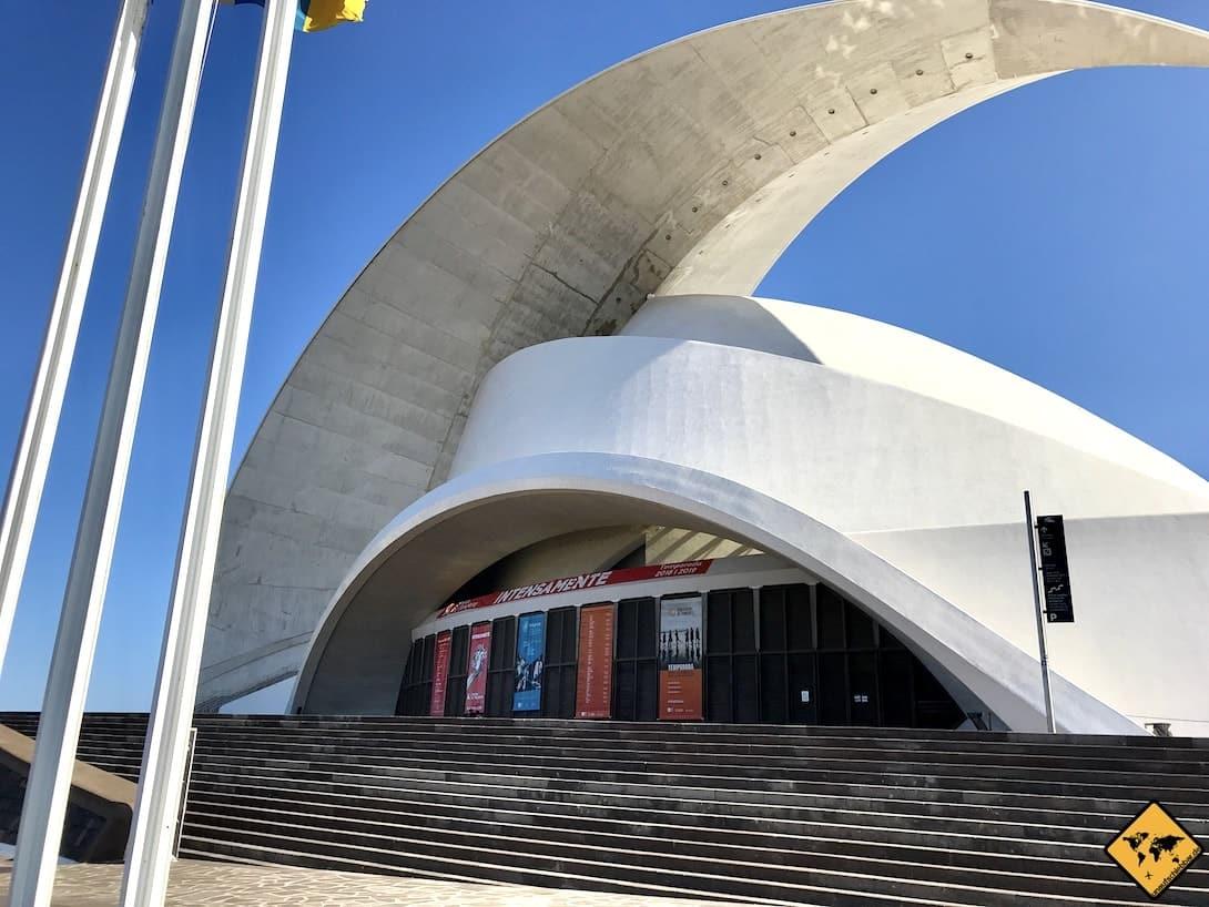 Auditorium Teneriffa Konzerte